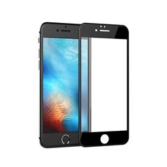 冷雕全屏高清玻璃贴膜I7/I8(黑色)单片牛皮盒装-国内版CN