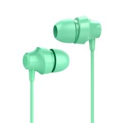 带电青年-入耳式立体声有线耳机A1(浅豆绿)纸质彩盒装-国内版CN