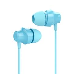 带电青年-入耳式立体声有线耳机A1+(湖水蓝)纸质彩盒装-国内版CN