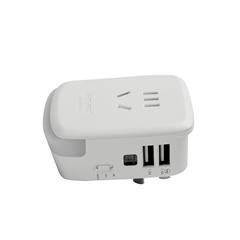 小夜灯插座USB充电器(KU-12L)(苹果白)PET挂卡装-国内版CN