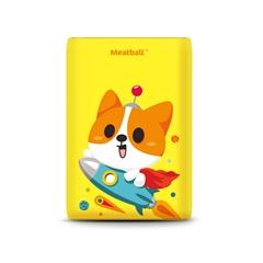 四喜丸子Ⅱ-汪柯柯(10000mAh)线上版(柠檬黄)纸质彩盒装