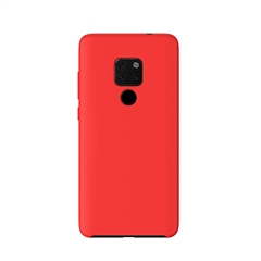 PISEN PRO-液态硅胶手机保护壳HW Mate20(红色)