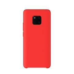 PISEN PRO-液态硅胶手机保护壳HW Mate20 Pro(红色)