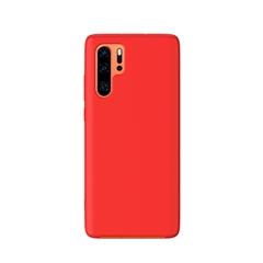 PISEN PRO-液态硅胶手机保护壳HW P30 Pro(红色)