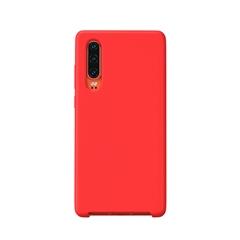 PISEN PRO-液态硅胶手机保护壳HW P30(红色)