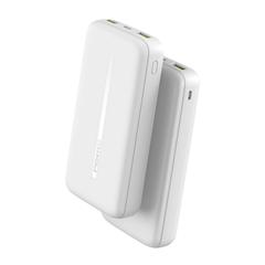 移动电源 PISEN QUICK QP快充2 20000(QC/PD 18W)苹果白纸质彩盒装-国内(XX)