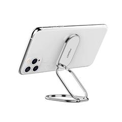 大魔环超薄背贴手机支架(白玉银)纸质彩盒装-国内版CN