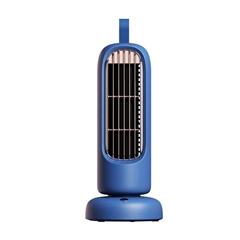 PISEN-立式摇头塔扇HJ-F04(海军蓝)纸质彩盒装-国内版CN