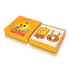 四喜丸子Ⅱ-雞咯咯10000mAh套裝版活力橙天地盒裝-國內版CN(網)
