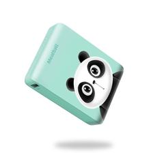 四喜丸子-移动电源(10000mAh)(浅豆绿)PET彩盒装-国内版CN(XX)