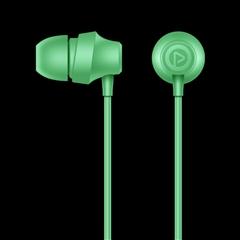 带电青年-入耳式立体声有线耳机A001(浅豆绿)纸质彩盒装-国内版CN
