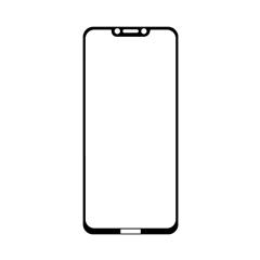 手机全屏覆盖精品防爆玻璃贴膜HR-Play单片信封装-国内版CN