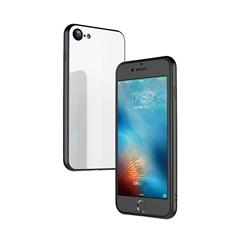 玻璃手机保护壳I7/I8(白色)牛皮盒装-国内版
