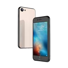 玻璃手机保护壳I7/I8(香槟金)牛皮盒装-国内版CN