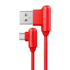 带电青年-USB Type-C(L头)数据充电线(1000mm)(中国红)彩盒装-国内版CN